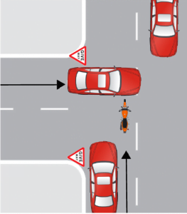 Overtaking Traffic