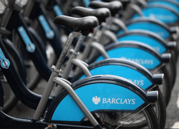 Barclays Boris Bikes in London